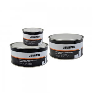 Шпатлевки легкие наполняющие JETA PRO ARCTIC 55411 + отвердитель