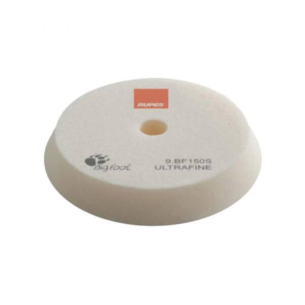 Супер мягкий поролоновый полировальный диск RUPES 150 мм цвет белый