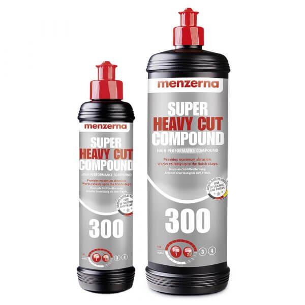 Высокоабразивные полировальные пасты Menzerna SHCC 300