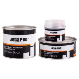Шпатлевки ультралегкие JETA PRO AMERICA 55412 + отвердитель