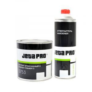 Эпоксидный грунт-изолятор JETA PRO 5753 (0,5 л) + отвердитель (0,5л)