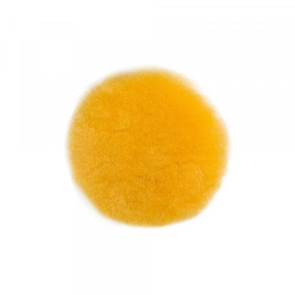 Полировальный диск MIRKA POLARSHINE PRO 80 мм желтый