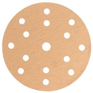 Шлифовальные круги HANKO AP33M 150 мм, 15 отв. (10 шт.)