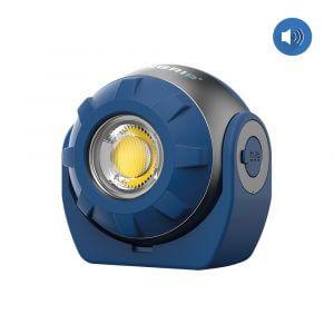 Светодиодная лампа с встроенной колонкой Scangrip SOUNDLED S