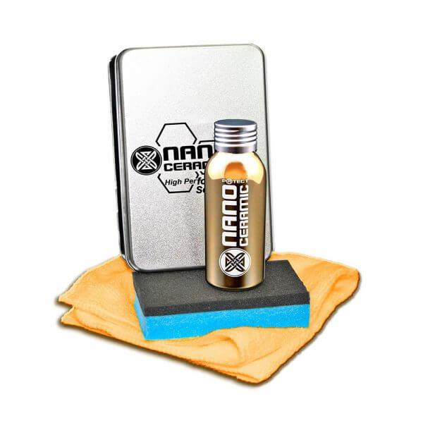 Защитное покрытие для кузова Nano Ceramic Protect Soft (80 мл)