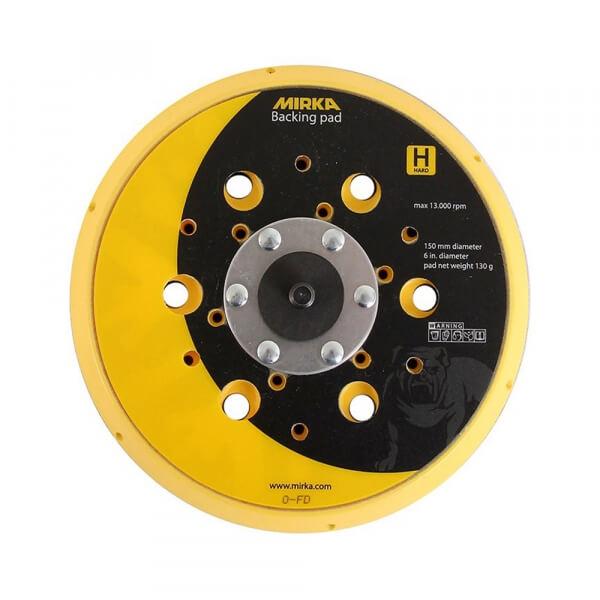 Жесткая диск-подошва MIRKA 150 мм, 48 отв.