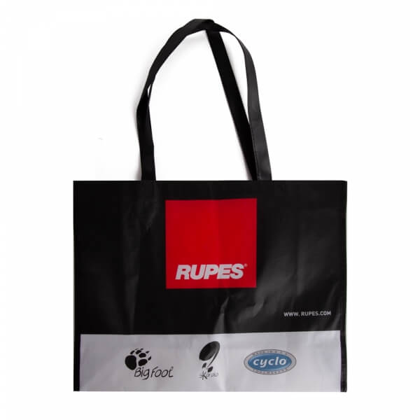 Сумка-шопер с логотипом RUPES