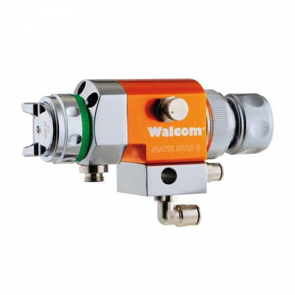 Автоматические распыляющие головки WALCOM MATIK HVLP 3