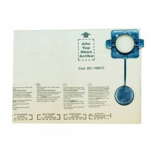 Бумажный мешок для пылесосов RUPES S 135-S 235 (1 шт.)