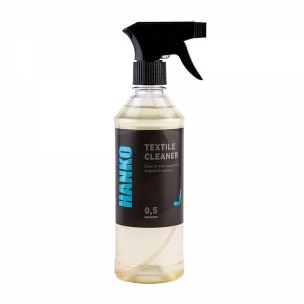 Очиститель ковровой и тканевой обивки HANKO TEXTILE CLEANER (500 мл)