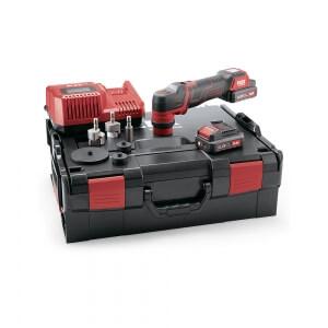 Аккумуляторная полировальная машинка FLEX PXE 80 10.8-EC/2.5