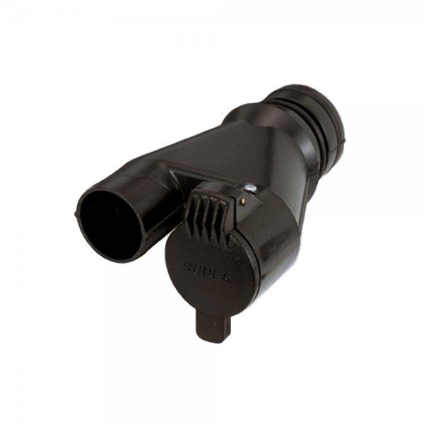 Y-образный соединитель с клапаном к пылесосу RUPES KS 260