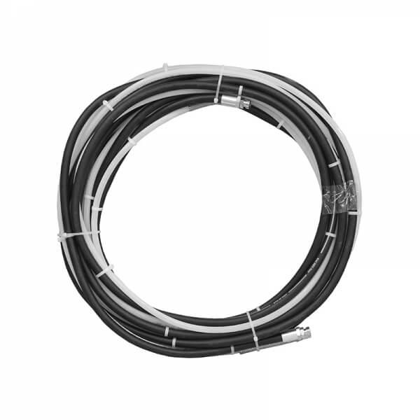 Шланги для красконагнетательных баков Asturomec SSP (черный, прозрачный)