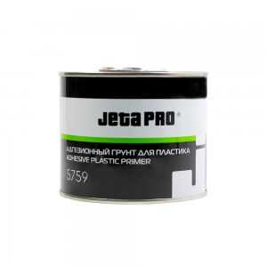 Адгезионный грунт для пластика JETA PRO PLASTIC PRIMER 5759 (0,5 л)
