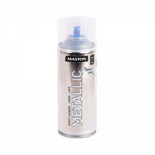 Лак-металлик Maston METALLIC (0,4 л) прозрачный акриловый