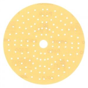 Шлифовальные круги MIRKA GOLD MULTIHOLE 150 мм, 121 отв.