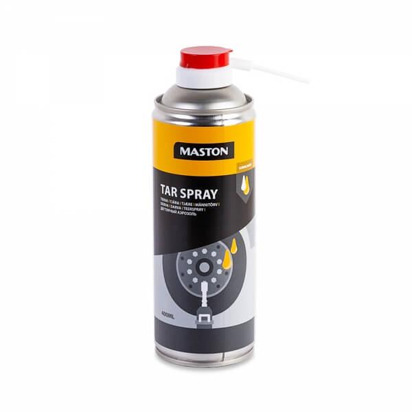 Дегтярная смазка Maston TAR SPRAY (400 мл)