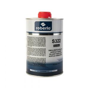 Разбавитель стандартный Roberlo S322 (1 л)