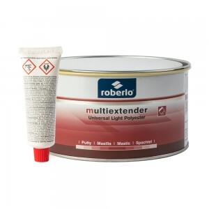 Шпатлевка легкая универсальная Roberlo MULTIEXTENDER (1,5 л) + отвердитель