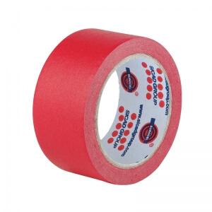 Водостойкие маскирующие ленты Eurocel MSK 96 красного цвета