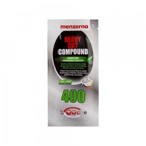 Крупнозернистые полировальные пасты Menzerna HCC 400 Green Line (20 мл)