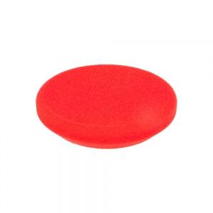 Жесткий поролоновый полировальный диск Menzerna 95 мм красный