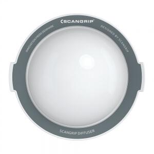 Большой диффузор для ламп Scangrip 13 x 13 см