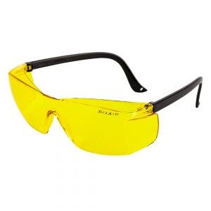 Защитные янтарные очки JETA SAFETY SKY VISION JSG811-Y