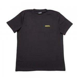 Фирменная футболка MIRKA TSHIRTBLACK